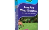 Westland Aftercut All in One Lawn Feed, Weed & Moss Killer (14kg)